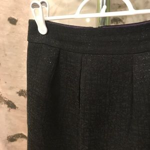 Banana Republic Skirt with Sparkle